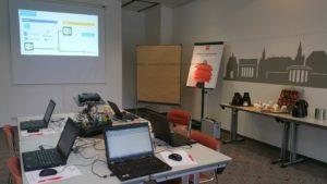MS Project Schulung in Aachen im Ibis Hotel am Marschiertor